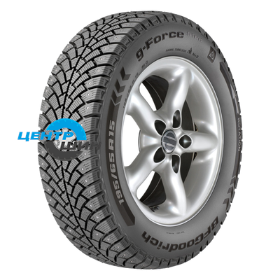 BFGoodrich 195/65R15 95Q XL G-Force Stud (шип.)